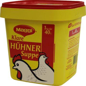 Maggi Klare Hühnersuppe 1kg – Bild 1