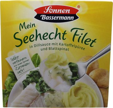 Sonnen Bassermann Seehecht Filet 400g