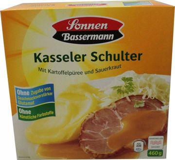 Sonnen Bassermann Kasseler Schulterbraten 460g – Bild 1