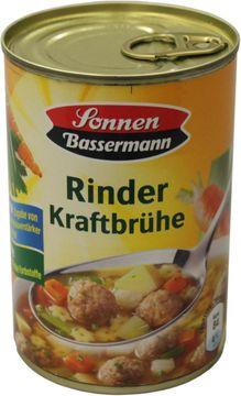 Sonnen Bassermann Rinder-Kraftbrühe 400ml – Bild 1