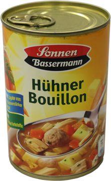 Sonnen Bassermann Hühner-Bouillon 400ml – Bild 1