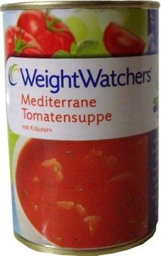 Weight Watchers Mediterrane Tomatensuppe 400ml