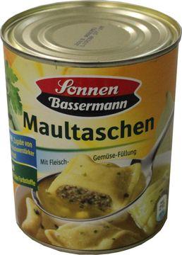 Sonnen Bassermann Maultaschen 800g – Bild 1