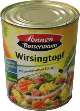 Sonnen Bassermann Wirsing Topf 800g – Bild 1