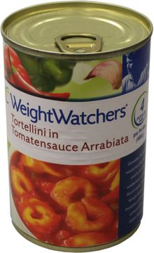 Weight Watchers Tortellini in Tomatensauce 400g – Bild 1
