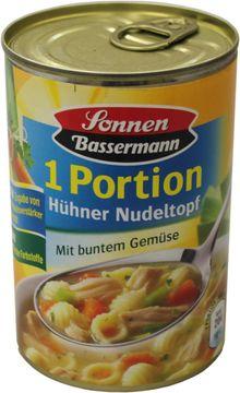 Sonnen Bassermann Hühner-Suppentopf 400g – Bild 1