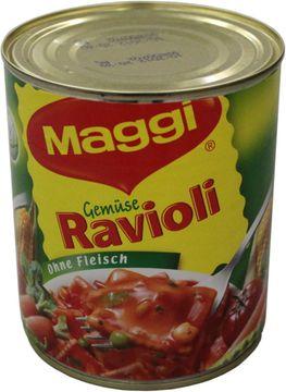 Maggi Gemüse-Ravioli 800g – Bild 1