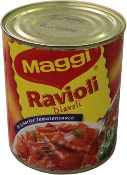Maggi Ravioli Diavoli 800g – Bild 1