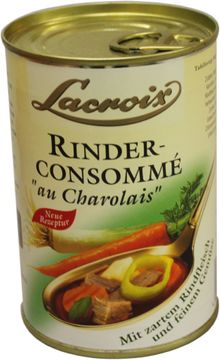 Lacroix Rindermark Consomme 400ml