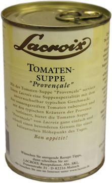Lacroix Tomatensuppe Provencale 400ml – Bild 2