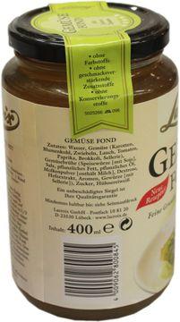 Lacroix Gemüse Fond 400ml – Bild 2