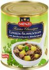 Menzi Linsensuppen-Topf mit Speck 800ml 001