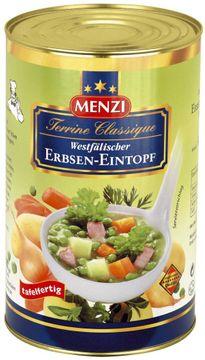 Menzi Westfälische Linseneintopf 4,2kg