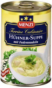 Menzi Hühnersuppe Nudeln konzentriert 425ml