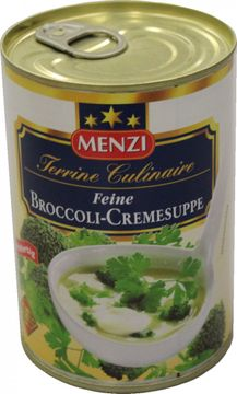 Menzi Broccolicremesuppe 400ml