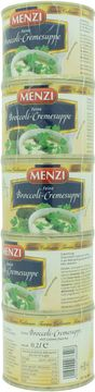 Menzi Broccolicremesuppe 212ml
