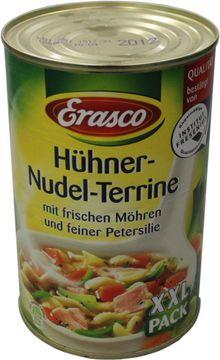 Erasco Hühner Nudel Terrine 1,55kg – Bild 1