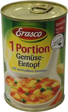 Erasco Gemüse Eintopf 400g