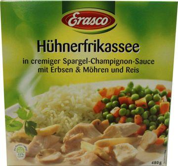 Erasco Hühner-Frikassee 480g