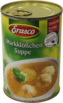 Erasco Markklösschen Suppe 390ml