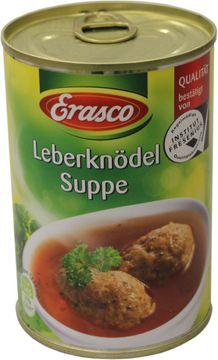 Erasco Leberknödel-Suppe 390ml