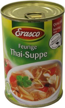 Erasco Feurige Thai Suppe 390ml – Bild 2