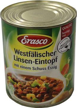 Erasco Westfälischer Linseneintopf 800g