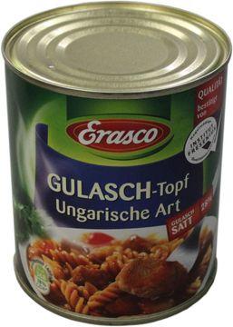 Erasco Gulaschtopf Ungarische Art 800g – Bild 1