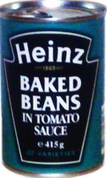 Heinz Baked Beans in Tomatensauce 415g – Bild 1