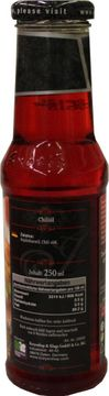 Exotic Food Chili Öl 250ml – Bild 3
