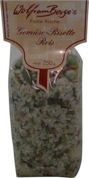 Wolfram Berge Gemüse Risotto 250g