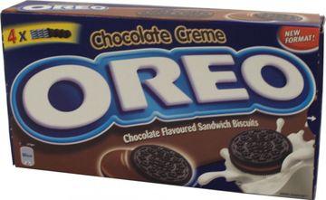 OREO Chocolate Creme 176g – Bild 1