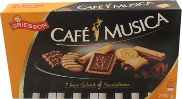 Cafe Musica 200g – Bild 1