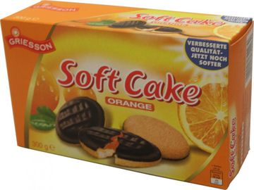 Griesson Soft Cake Orange 300g – Bild 2