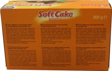 Griesson Soft Cake Orange 300g – Bild 3