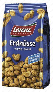 Lorenz Erdnüsse pikant 150g – Bild 1