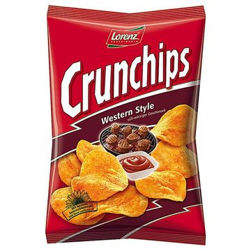 Crunchips Western Style 200g