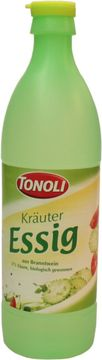 Tonoli Kräuter Essig 0,5L