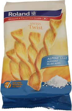 Roland Swiss Twist Alpensalz 100g – Bild 1