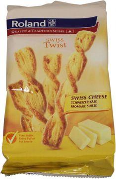 Roland Swiss Twist Schweizer Käse 100g – Bild 1