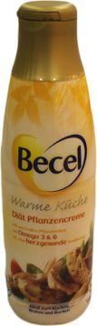 Becel Warme Küche Diät Pflanzencreme 500ml – Bild 1