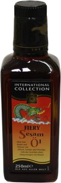International Collection Feuriges Sesamöl 250ml