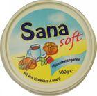 Sana soft Pflanzenmargarine 500g