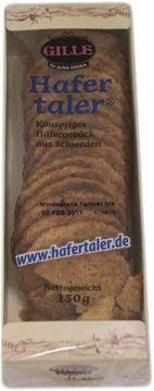 Gille Hafertaler Hafergebäck 150g – Bild 1