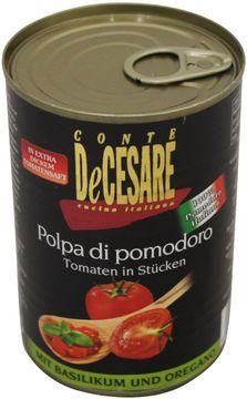De Cesare Tomaten in Stücken 400g