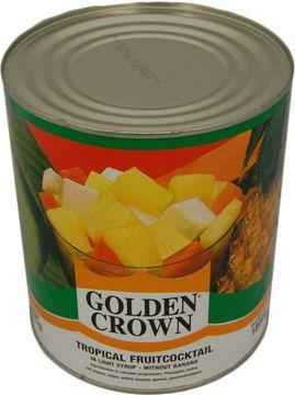 Golden Crown Tropischer Fruchtcocktail 1840g