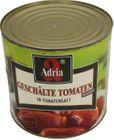 Adria geschälte Tomaten in Tomatensaft 1,5kg