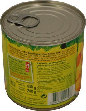 Bonduelle Bunter Karotten Mix 240g – Bild 2