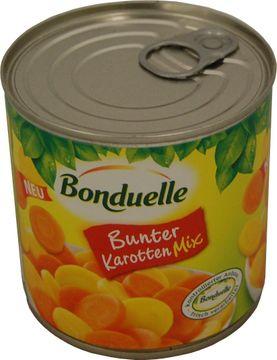 Bonduelle Bunter Karotten Mix 240g – Bild 1