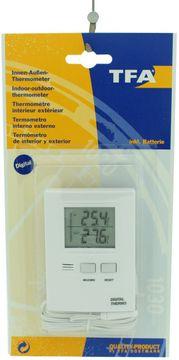 Elekrischer Maxi-Minima Thermometer